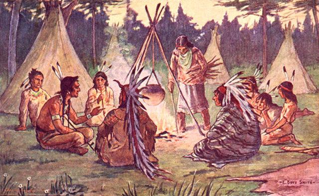 Iroquois Land Grants - Documents, Acts & Treaties