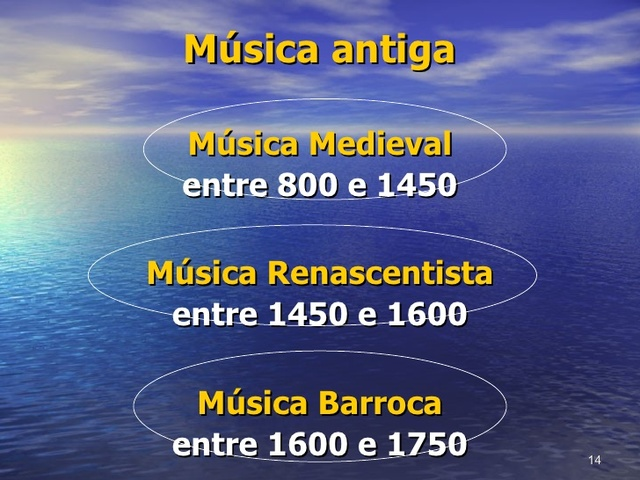 Musica Medieval 1450