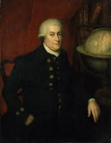 Captain George Vanvouver - Exploration Discovery