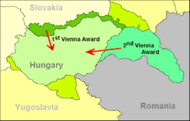 Second Vienna Award: