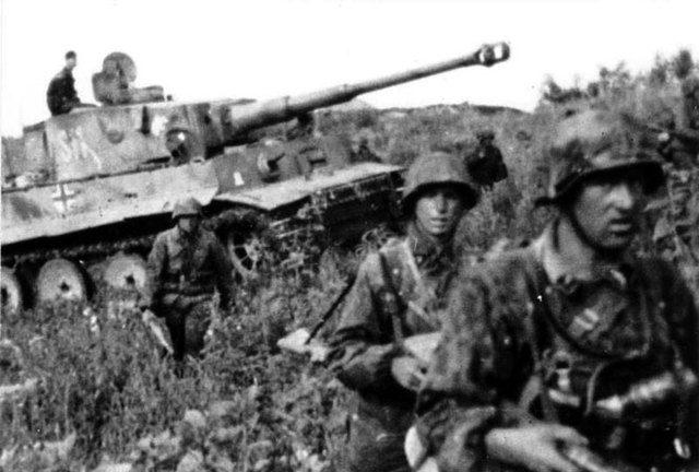 Defeat at Kursk Heralds Twilight of the Panzers