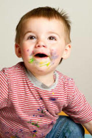 primer año de nacimiento Etapa del lactante menor
