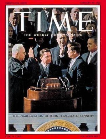 JFK Inaugurated