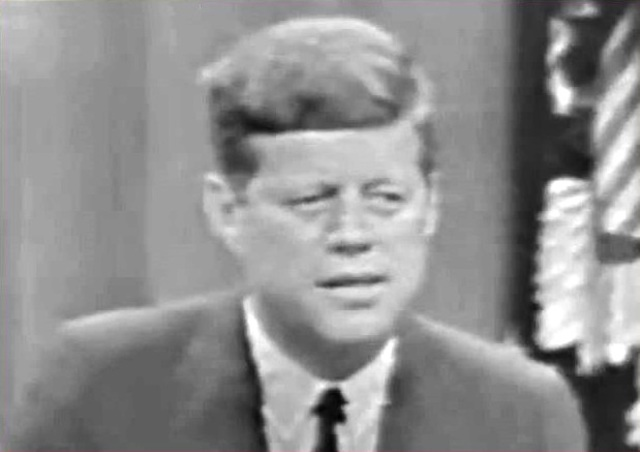 JFK 58th News Conference
