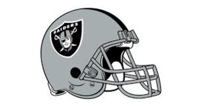 First Season with the Raiders