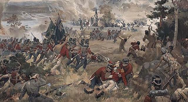 {War & Battles} - war of 1812
