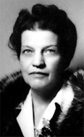 Canada's first female senator, Cairine Wilson