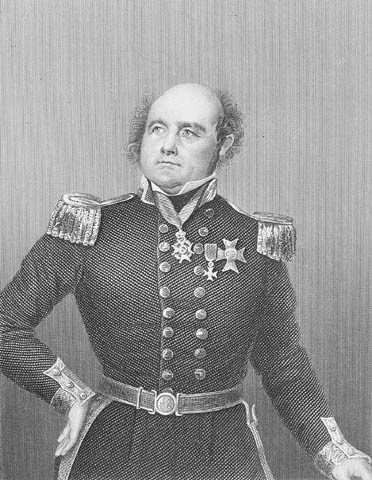 {Exploration Discovery} - Sir John Franklin