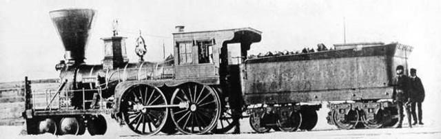 {Provincial Notes} - construct railroad