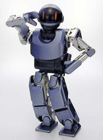 """Человекоподобный робот """"SDR-3X"""" от Sony"""