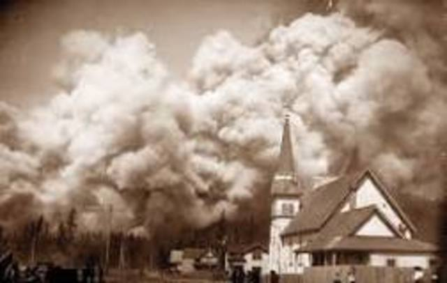 Miramichi Fire - Notable Events