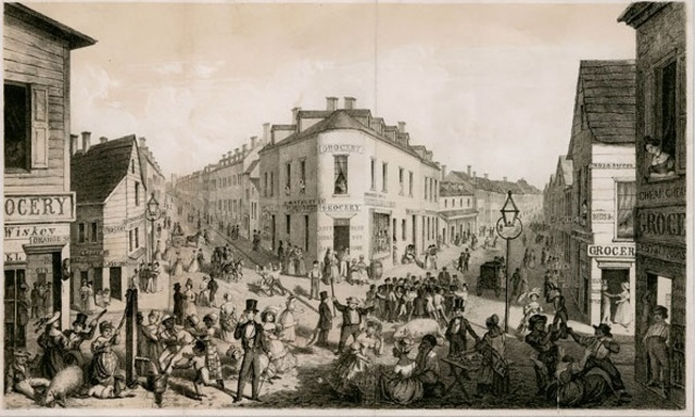 The Cholera Epidemic of 1832 - Colonies & Settlements