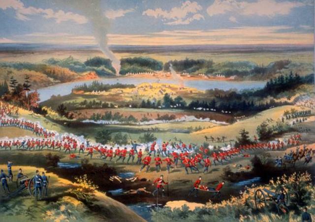 {Wars & Battles} - The North-West Rebellion