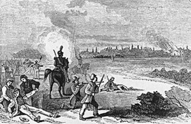 Upper Canada Rebellion - Wars & Battles