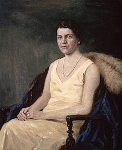 Canada's First Woman Senator