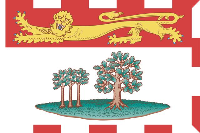 Prince Edward Island separated