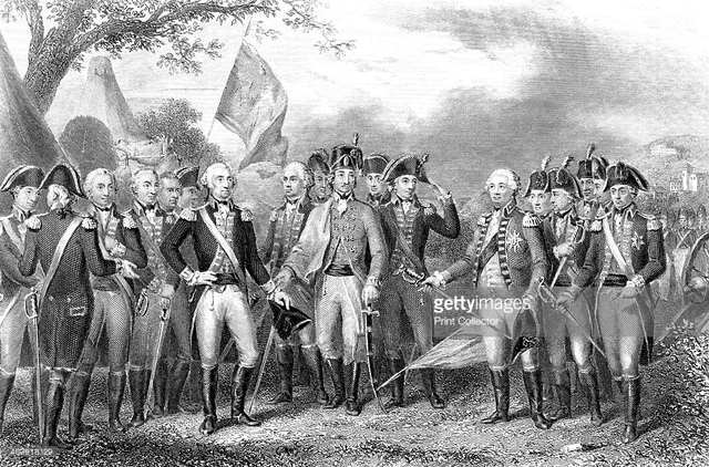 Yorktown: Final Defeat of English