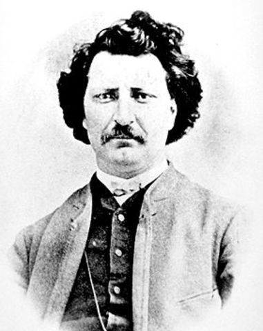 Louis Riel Hanged - Notable Events