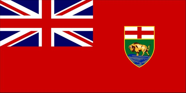 Manitoba becomes Canada's fifth province