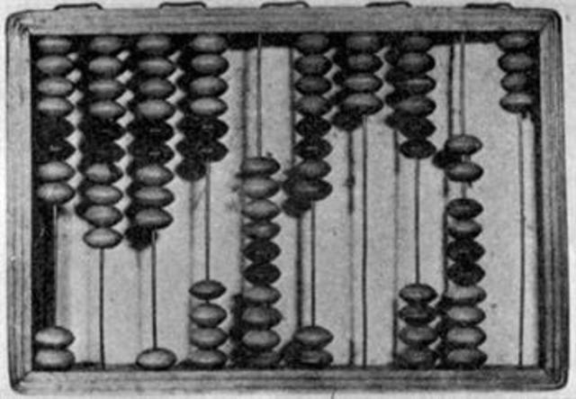 Invencion del abaco