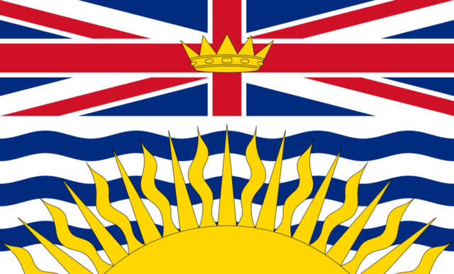 British-Columbia joins condeferation