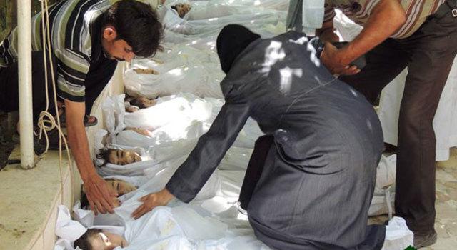 Denuncia de muertes en la periferia de Damasco.