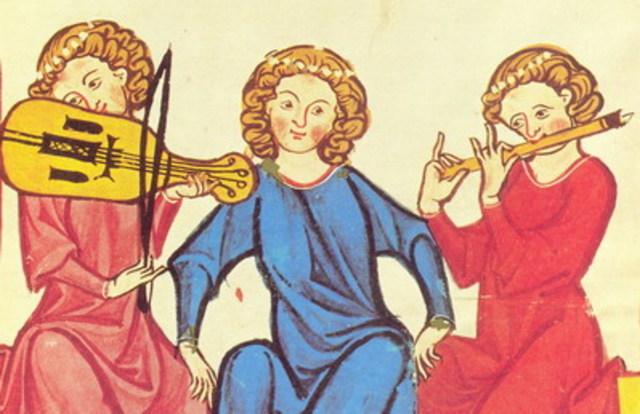 A Música Medieval- Até 1450