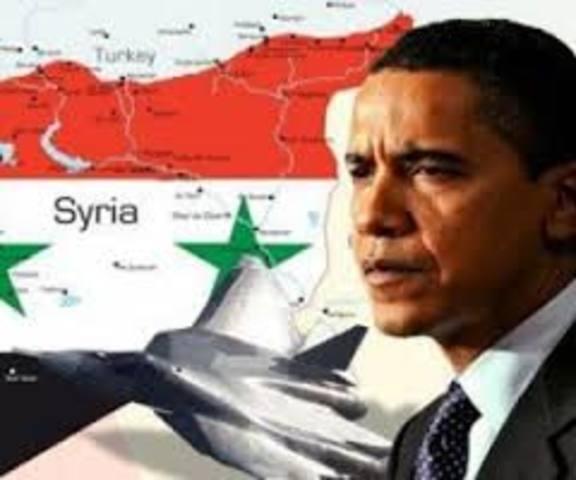 """""""Debe haber una respuesta adecuada"""", Obama."""
