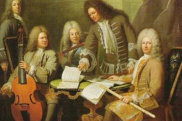 A Musica Barroca - 1600 a 1750