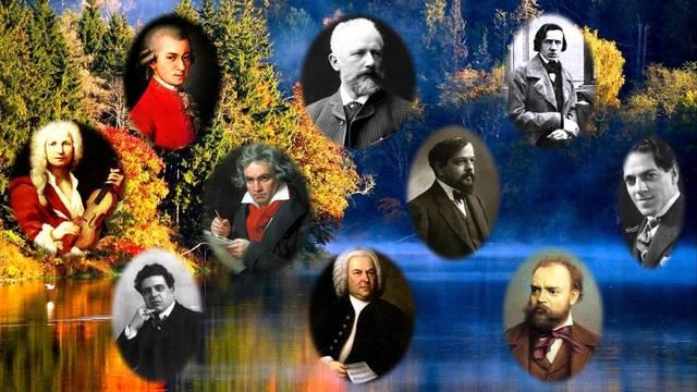 A Musica Clássica - 1750 a 1810