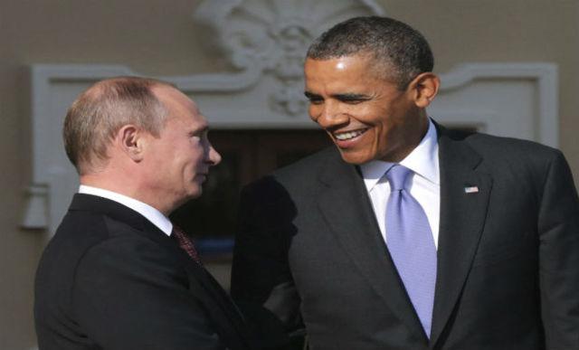 Acuerdo Rusia y EE.UU.
