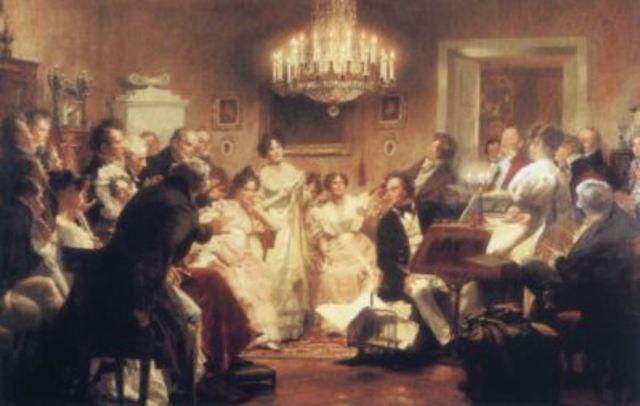 A  Musica Romantica - 1810 a 1910