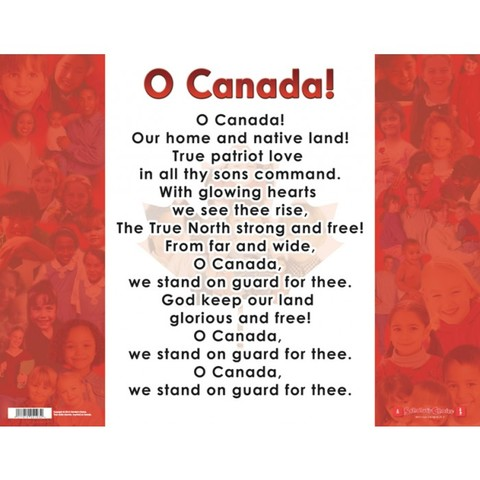 """""""O Canada"""" first performed"""