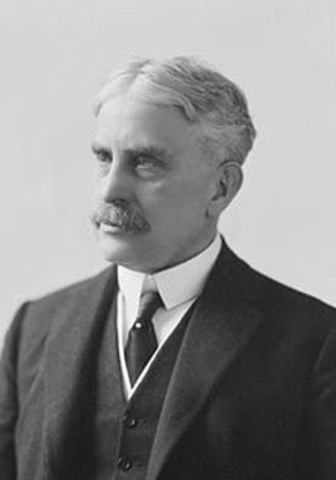 Robert Borden becomes Canada's Prime Minister - Governors & Prime Ministers