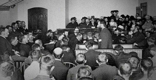 Louis Riel's Execution