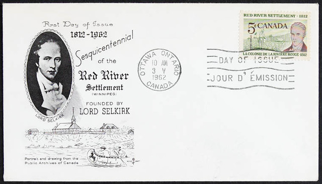 Lord Selkirk Plans a Settlement