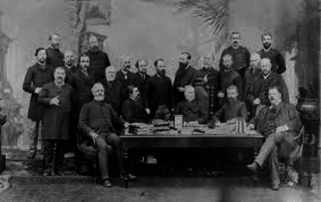 The first provincial Premiers' conference