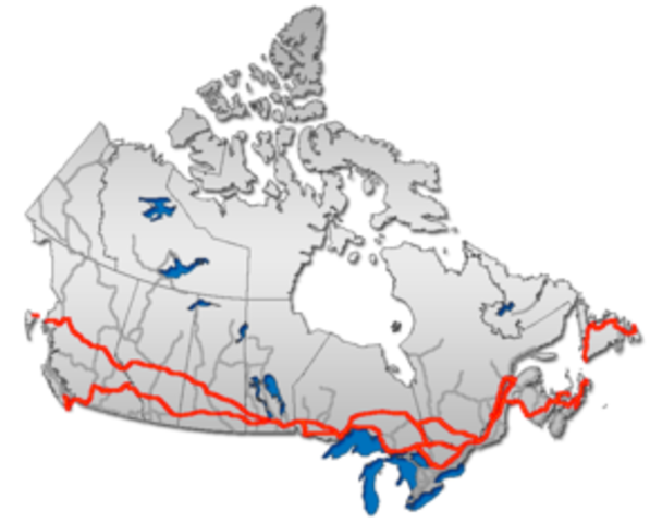 Trans-Canada Highway - Notable Events