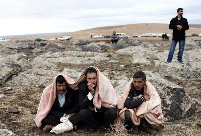 Cuarto intento de toma del control en Kobani.