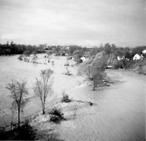 Hurricane Hazel - Notable Events