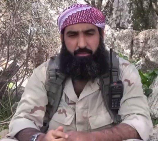 Muerte de Abu Hama al-Shami