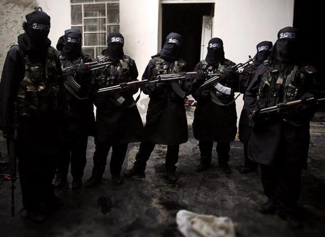 Fusión de grupos Islámicos.
