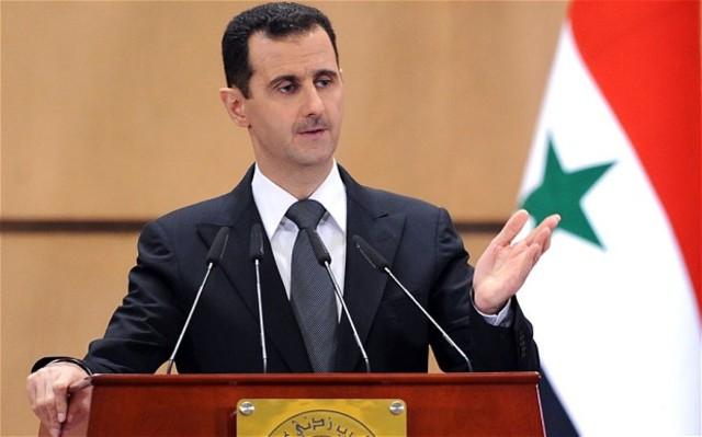 Amnistía general el Siria.