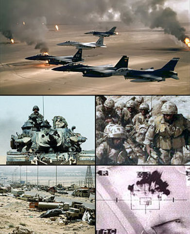 Canadian troops join fight against Saddam Hussein - Wars & Battles