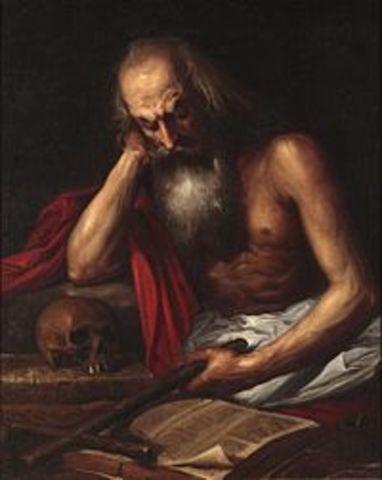 Nace San Jerónimo
