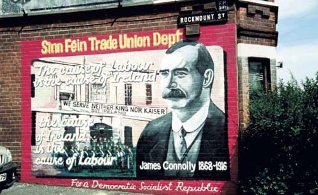 Conversaciones con Sinn Féin