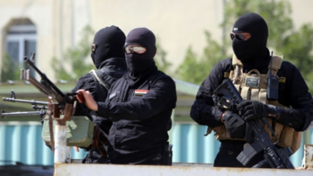 Avance del EI en Homs.