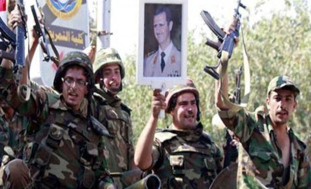 Expulsión milicias rebeldes.