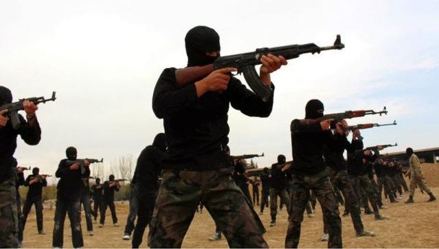 Coalición grupos insurgentes.