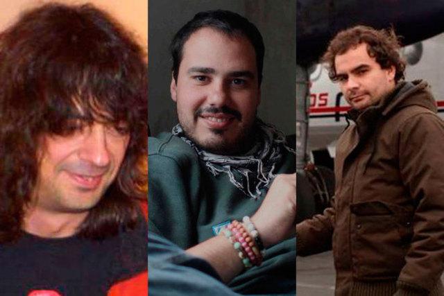 Periodistas desaparecidos.